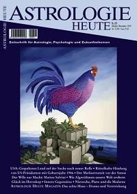 Astrologie-Zeitschrift - Astrologie Heute Nr. 201