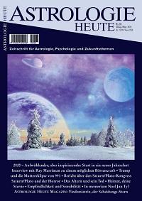 Astrologie-Zeitschrift - Astrologie Heute Nr. 203