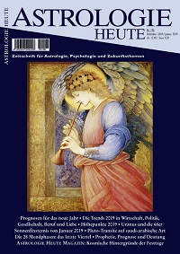 Astrologie-Zeitschrift - Astrologie Heute Nr. 196