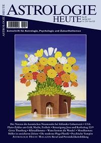 Astrologie-Zeitschrift - Astrologie Heute Nr. 199