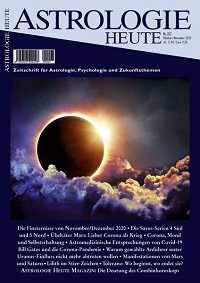 Astrologie-Zeitschrift - Astrologie Heute Nr. 207