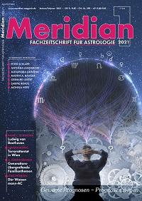 Astrologie-Zeitschrift - Meridian 1/21