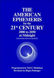 Neil F. Michelsen / Rique Pottenger - The American Ephemeris for the 21st Century