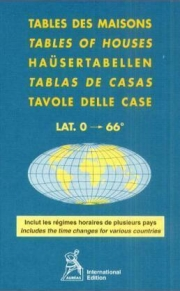 Dr. Paul Skalnitzky - Häusertafeln nach Regiomontanus