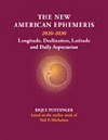Rique Pottenger - The New American Ephemeris 2020 - 2030